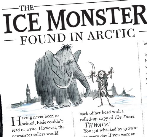 The Ice Monster - Mammoth Quiz!