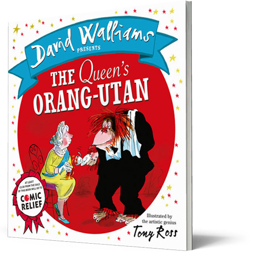The Queen's Orang-utan