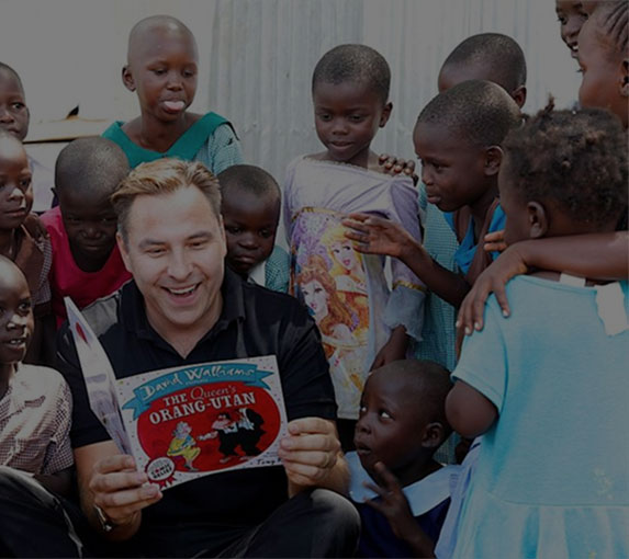 David Walliams writes for Comic Relief!