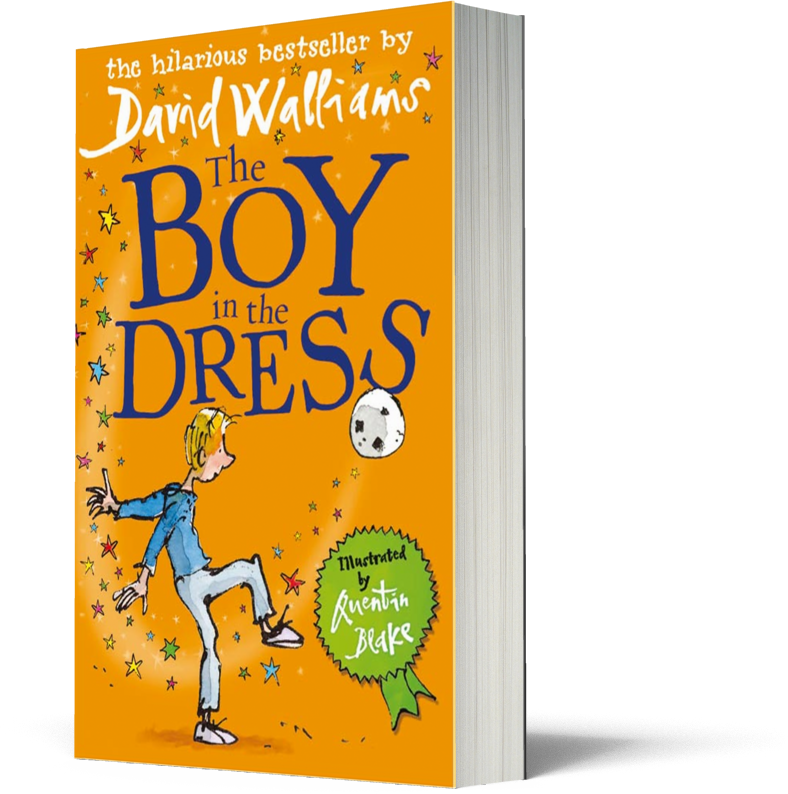 The Boy In The Dress The World Of David Walliams