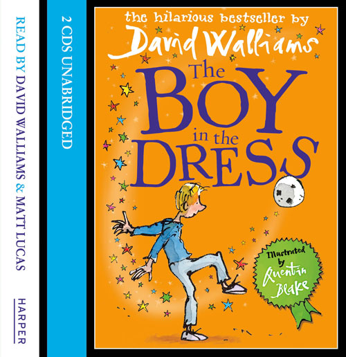 The Boy in the Dress, by David Walliams, read by the author and Matt Lucas (Audiobook extract)