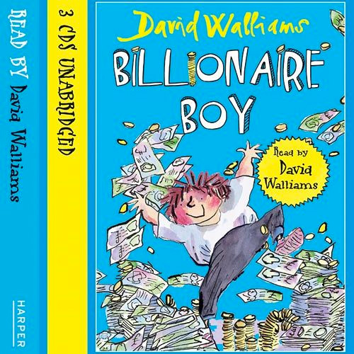 Billionaire Boy, by David Walliams, read by the author (Audiobook extract)