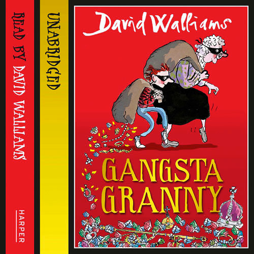 Gangsta Granny, by David Walliams, read by the author (Audiobook extract)