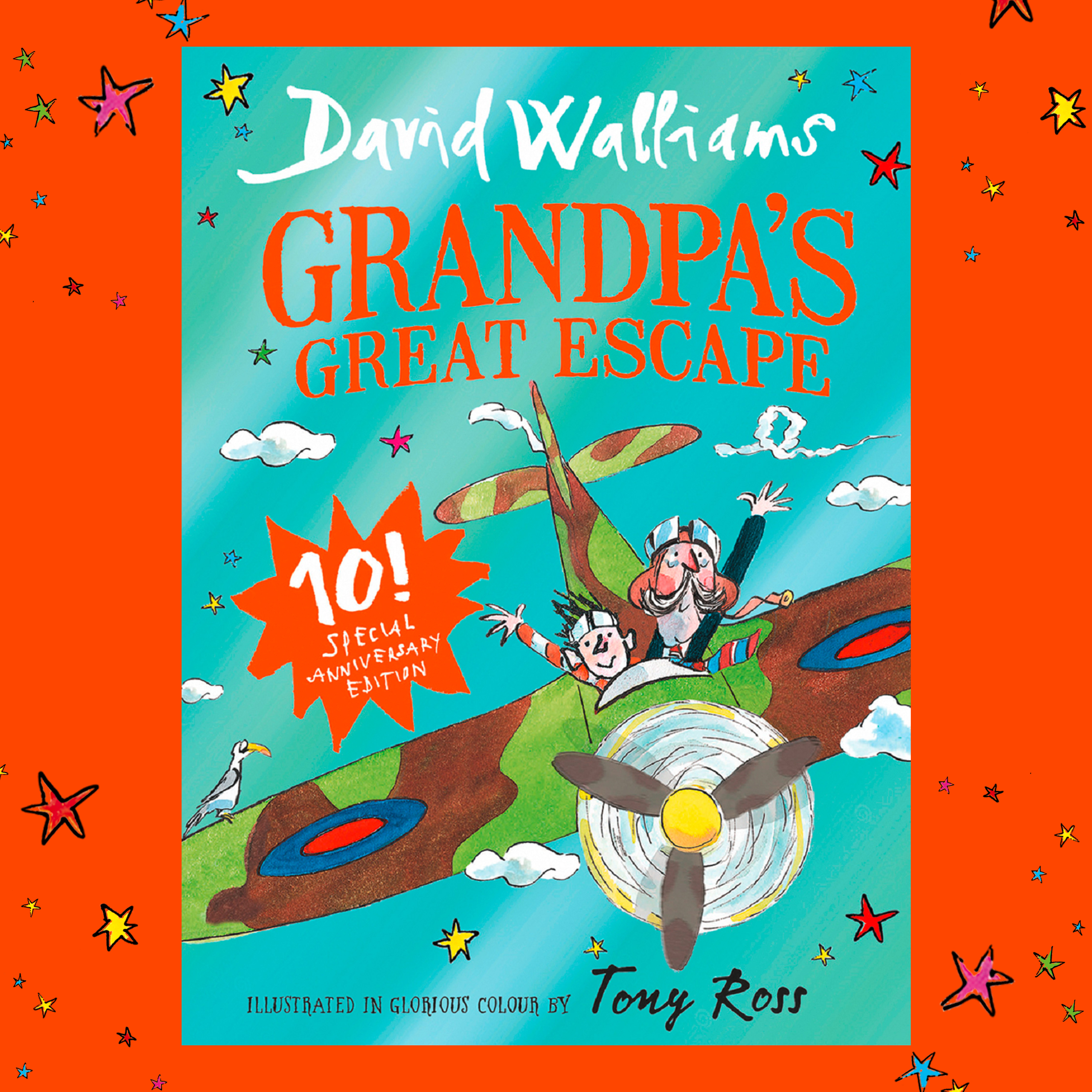 Limited Gift Edition – Grandpa's Great Escape