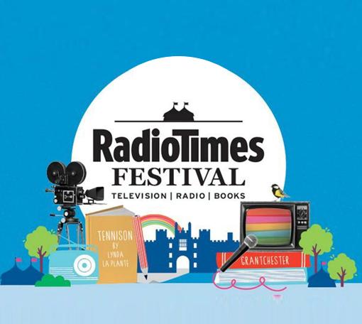 David Walliams at The Radio Times Festival