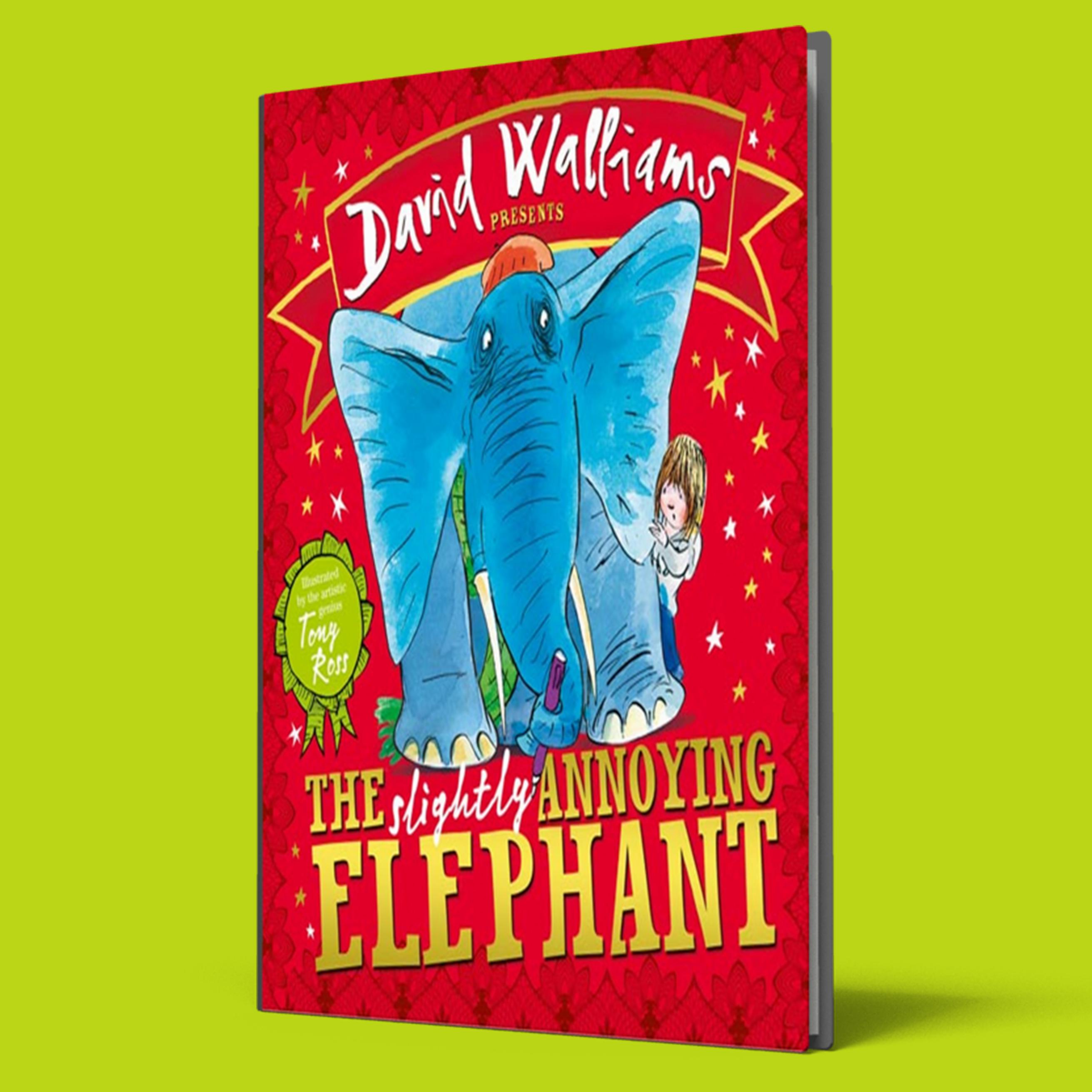 The Slightly Annoying Elephant
