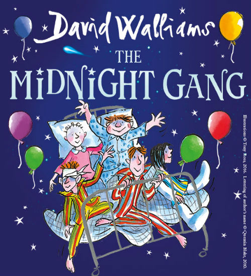 The Midnight Gang School Activities