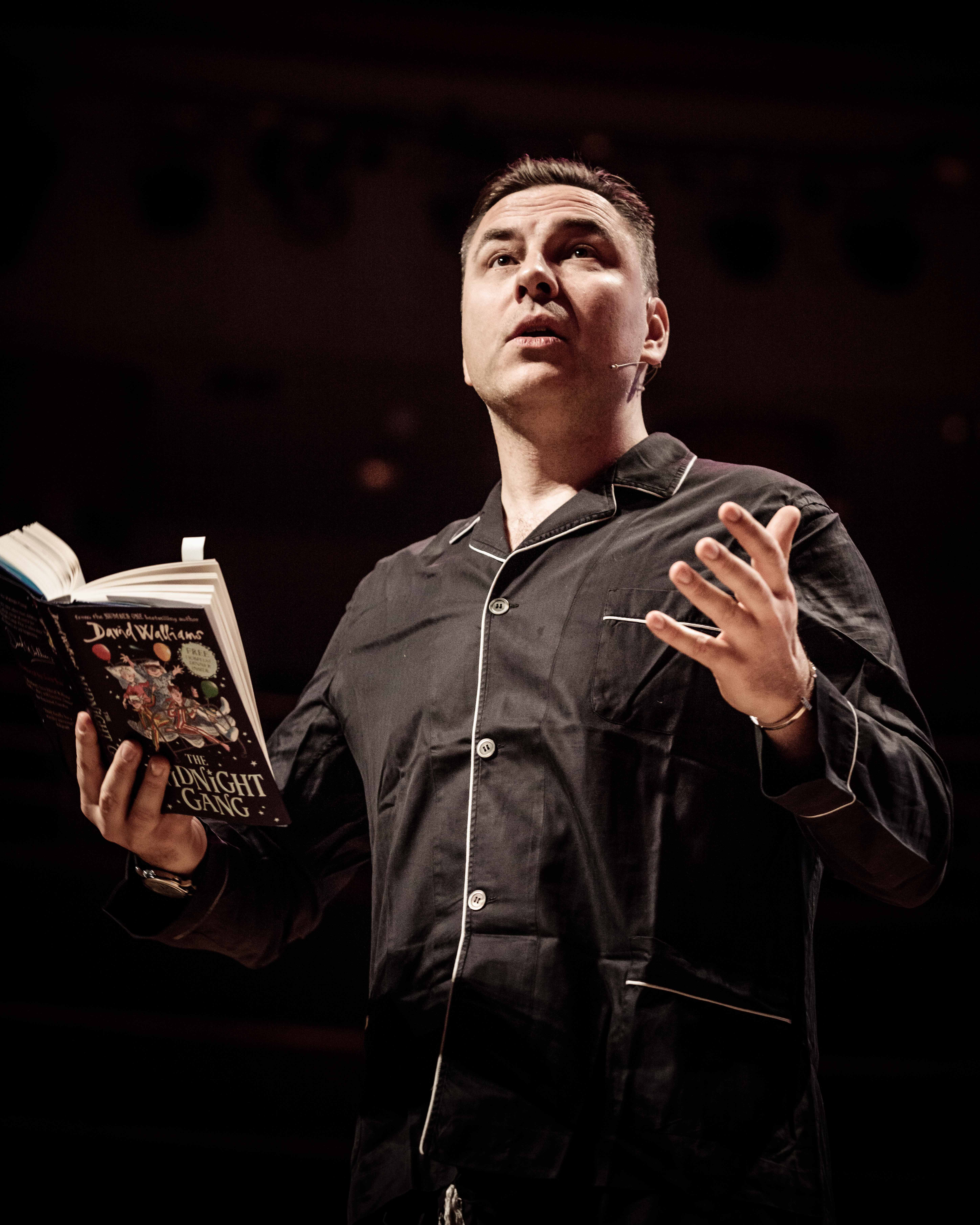 David Walliams Live from the Birmingham Symphony Hall