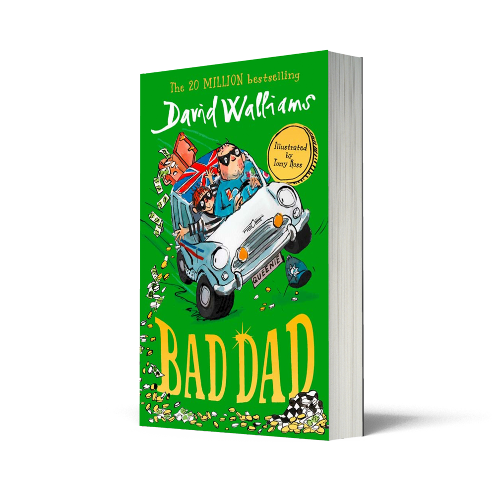 Bad Dad - World of David Walliams