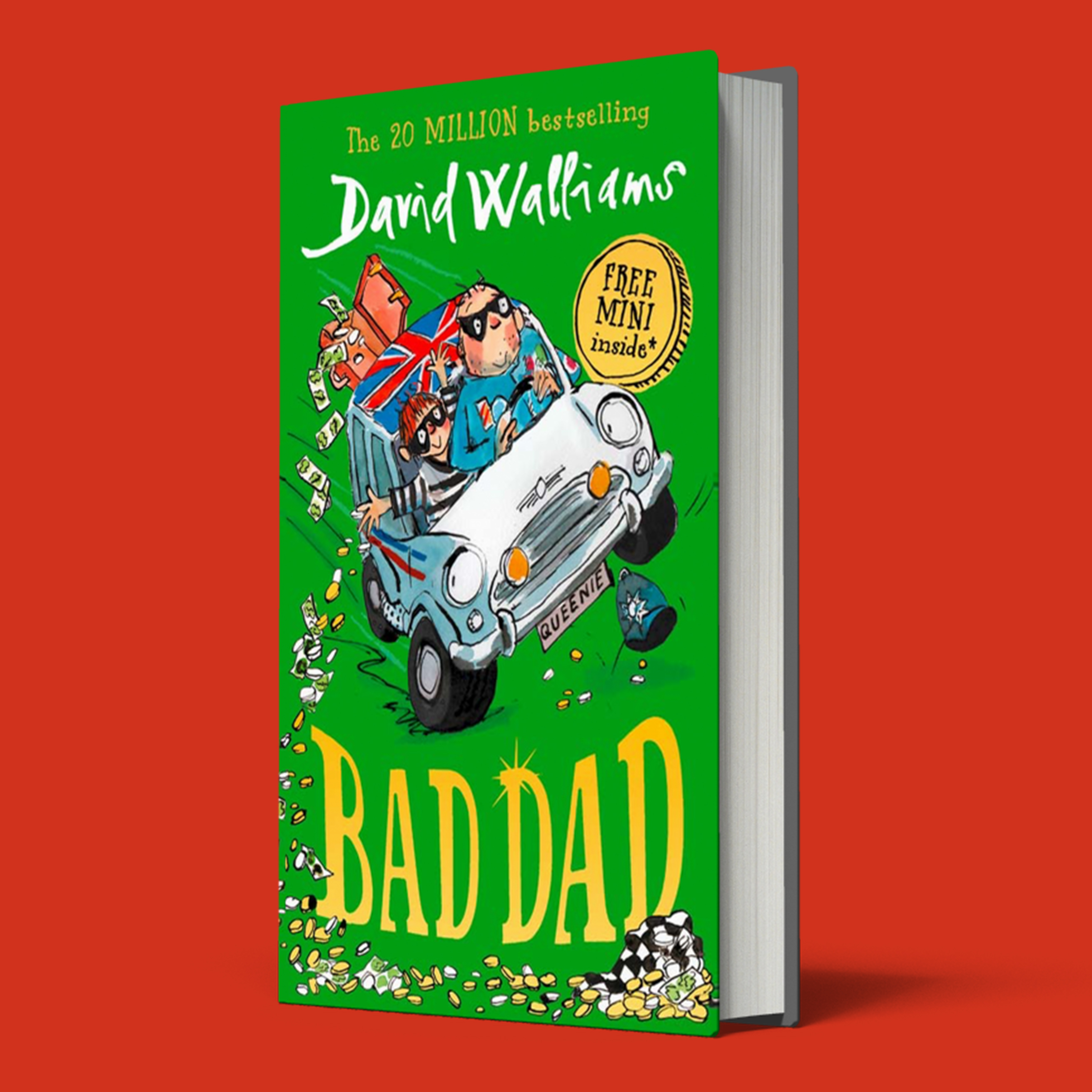 Bad Dad - World of David Walliams