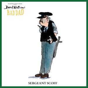 Sergeant Scoff