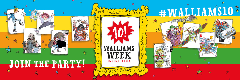 Walliams Week Banner
