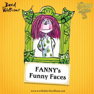 Fanny's Funny Faces