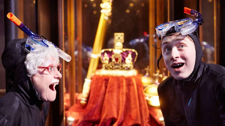 Gangsta Granny comes to London's West End!