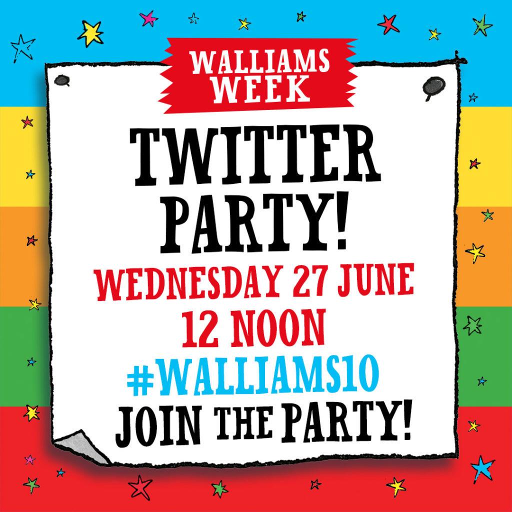 Walliams_Week_Twitter_Party