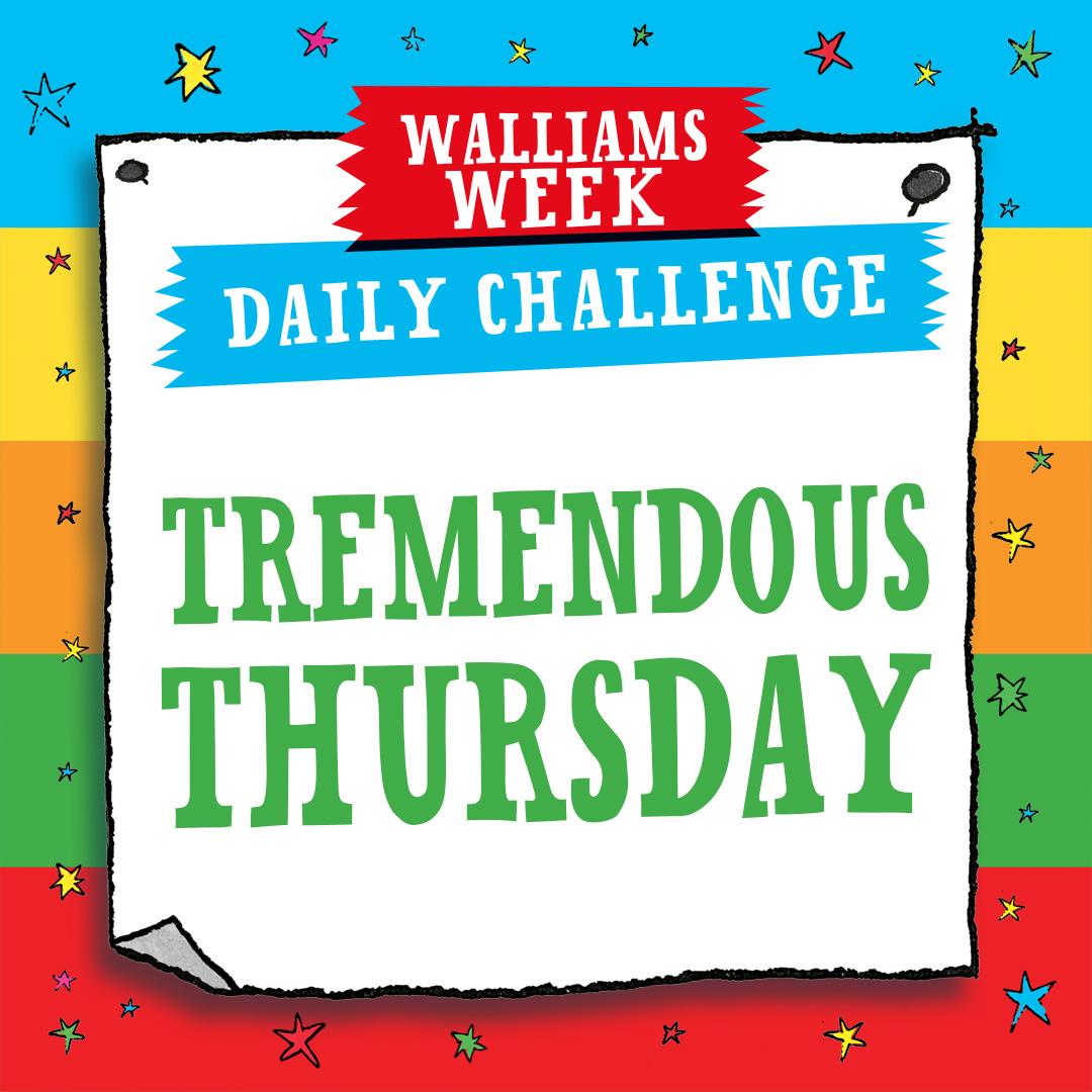 Tremendous Thursday Challenge: Guess the audiobook!
