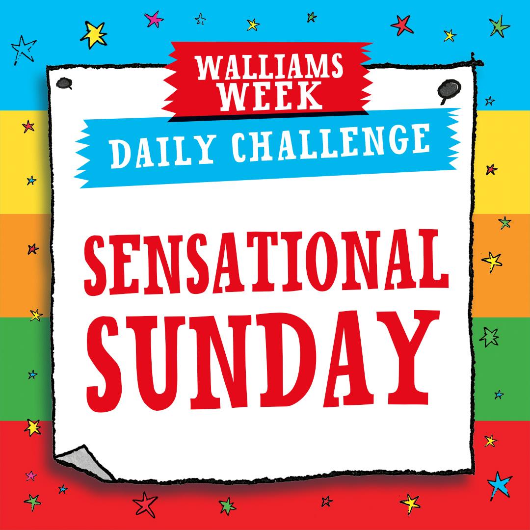 Sensational Sunday Challenge!