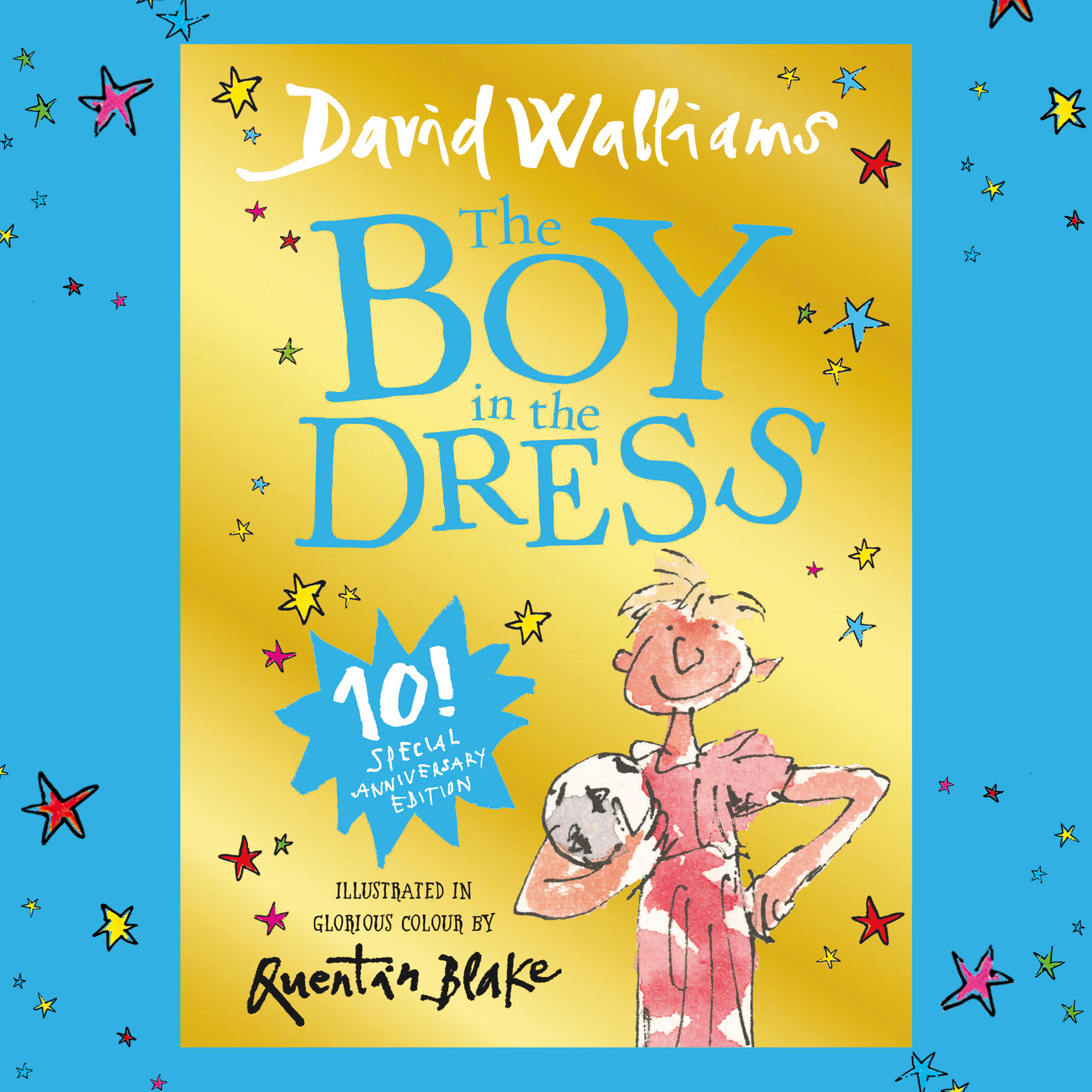 Limited Gift Edition - The Boy in the Dress