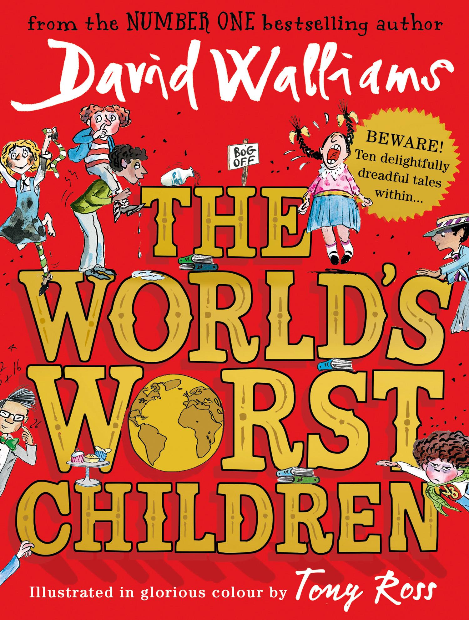 World's Worst Children by David Walliams