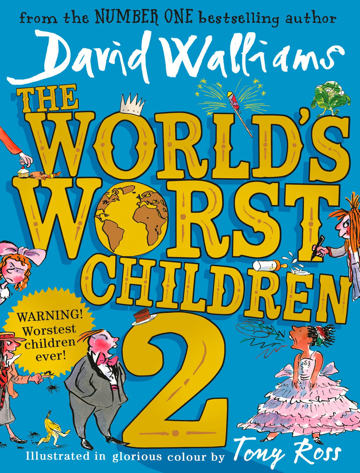 World's Worst Children 2 by David Walliams