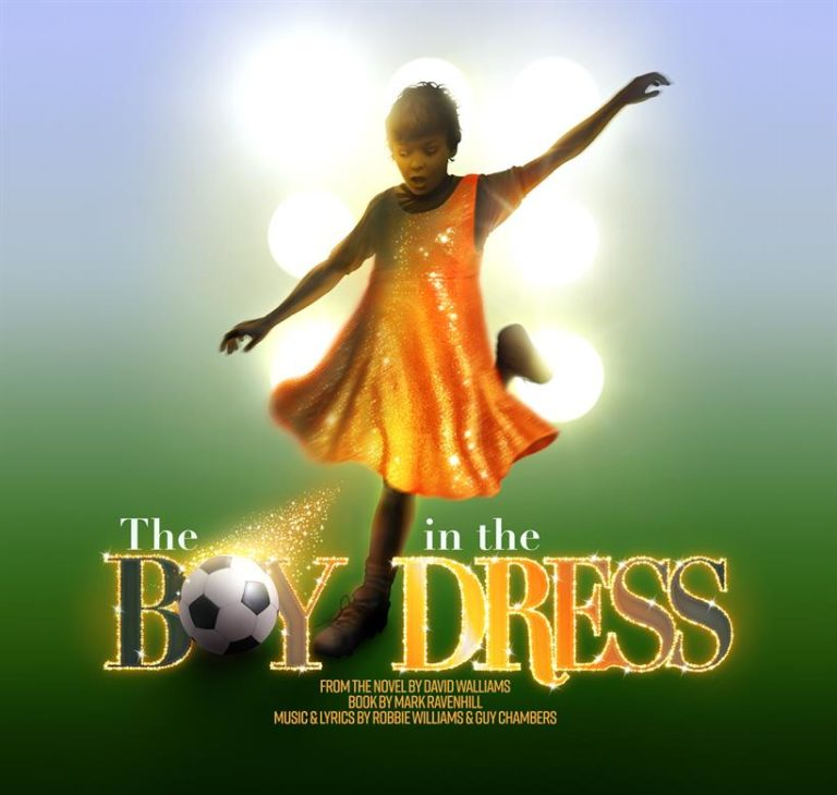 Behind the scenes: The Boy in the Dress musical!